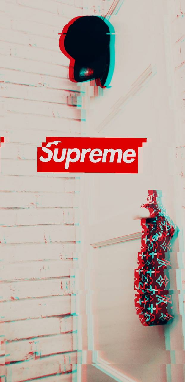 Glitch Supreme Wallpaper By Kaibourneistheboss D1 Free On Zedge