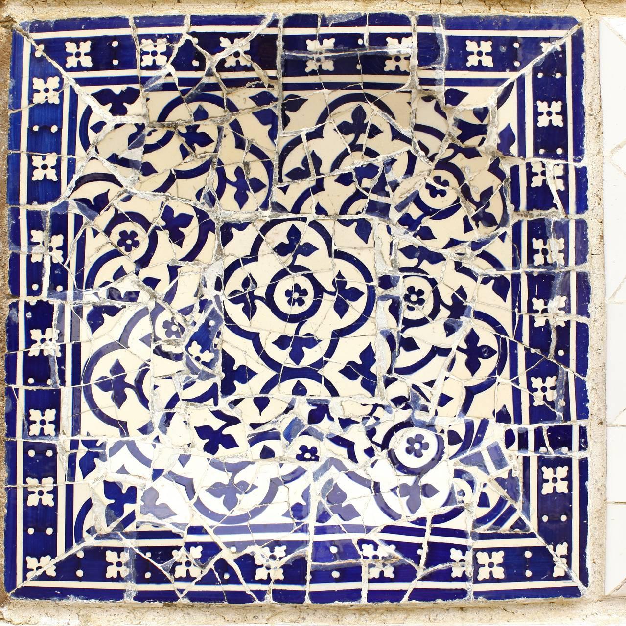 Gaudi Ceramics  Iv