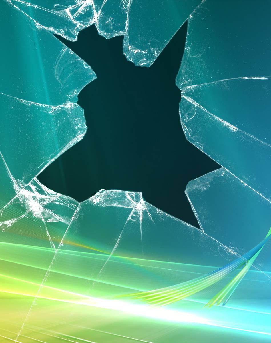 Broken Screen Wallpaper By Bigbatman 3d Free On Zedge