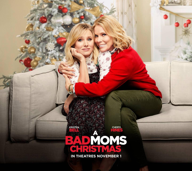 Kristin Bell A Bad Moms Christmas