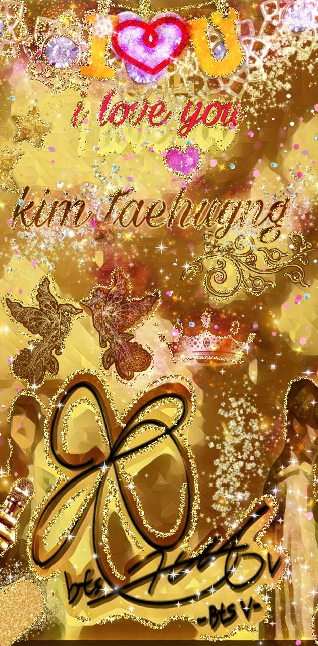 Taehyung  golden