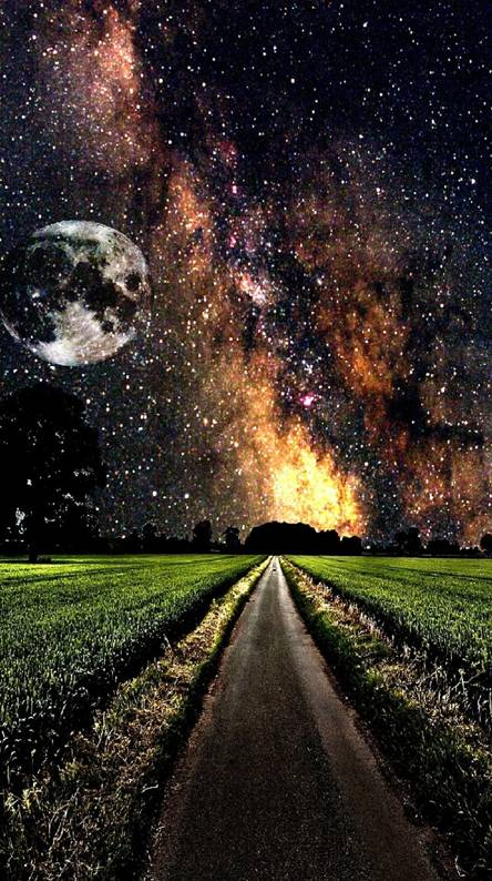 hd galaxy sky