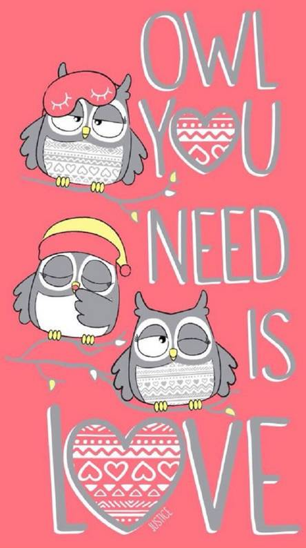 Cute Owl Wallpapers Free By Zedge