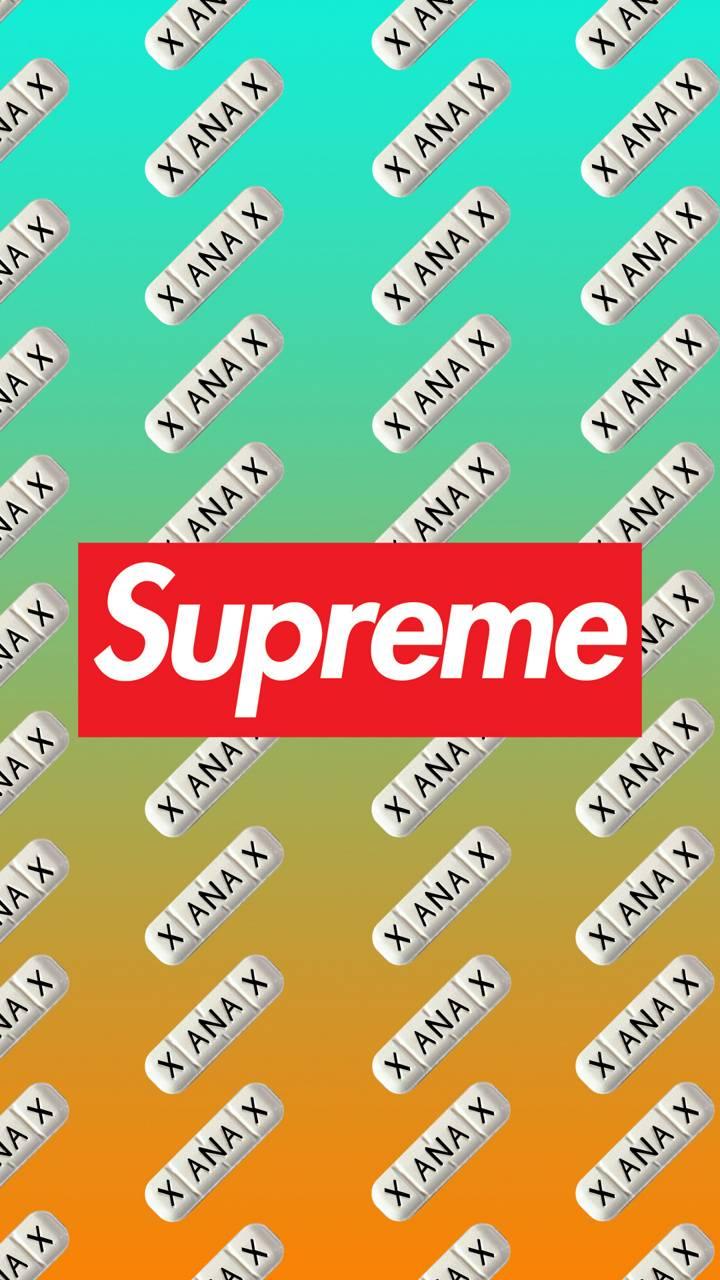 Supreme Xanax 2
