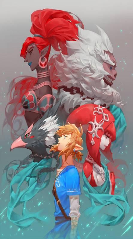 Zelda Botw Wallpapers Free By Zedge