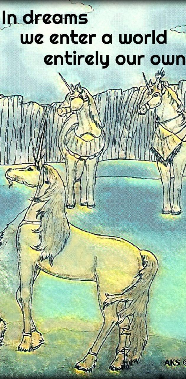 Dream Unicorns art