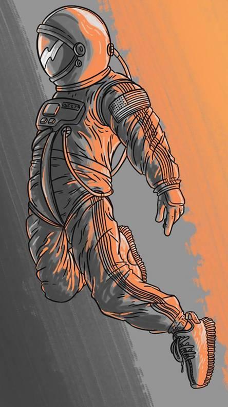 Dope Astronaut