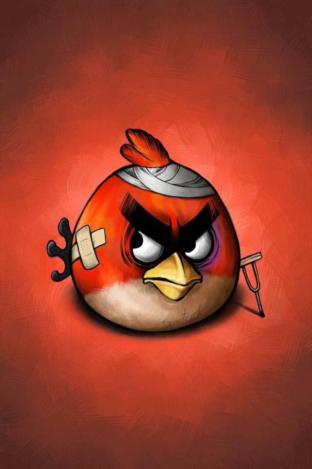 Angry Bird Hd