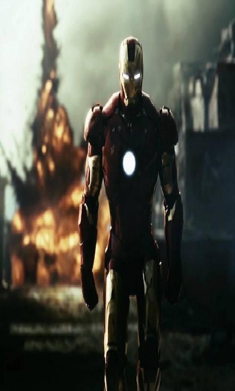 Iron Man Hd