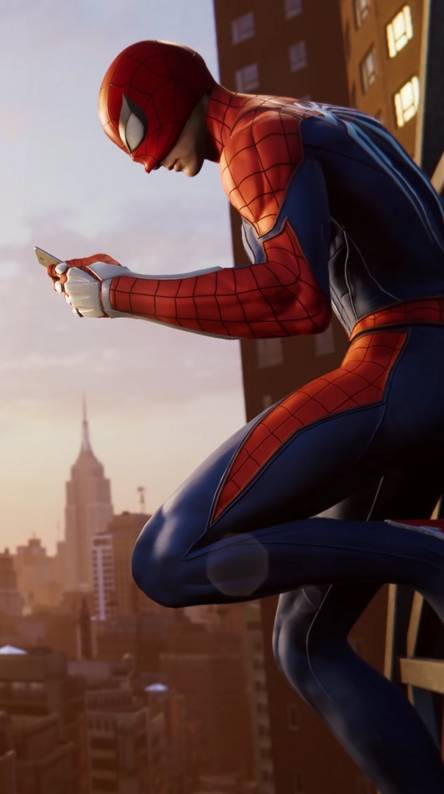 Spiderman ps4 Ringtones and Wallpapers - Free by ZEDGE™