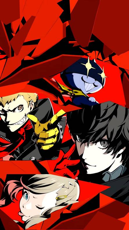 Persona 5 all out