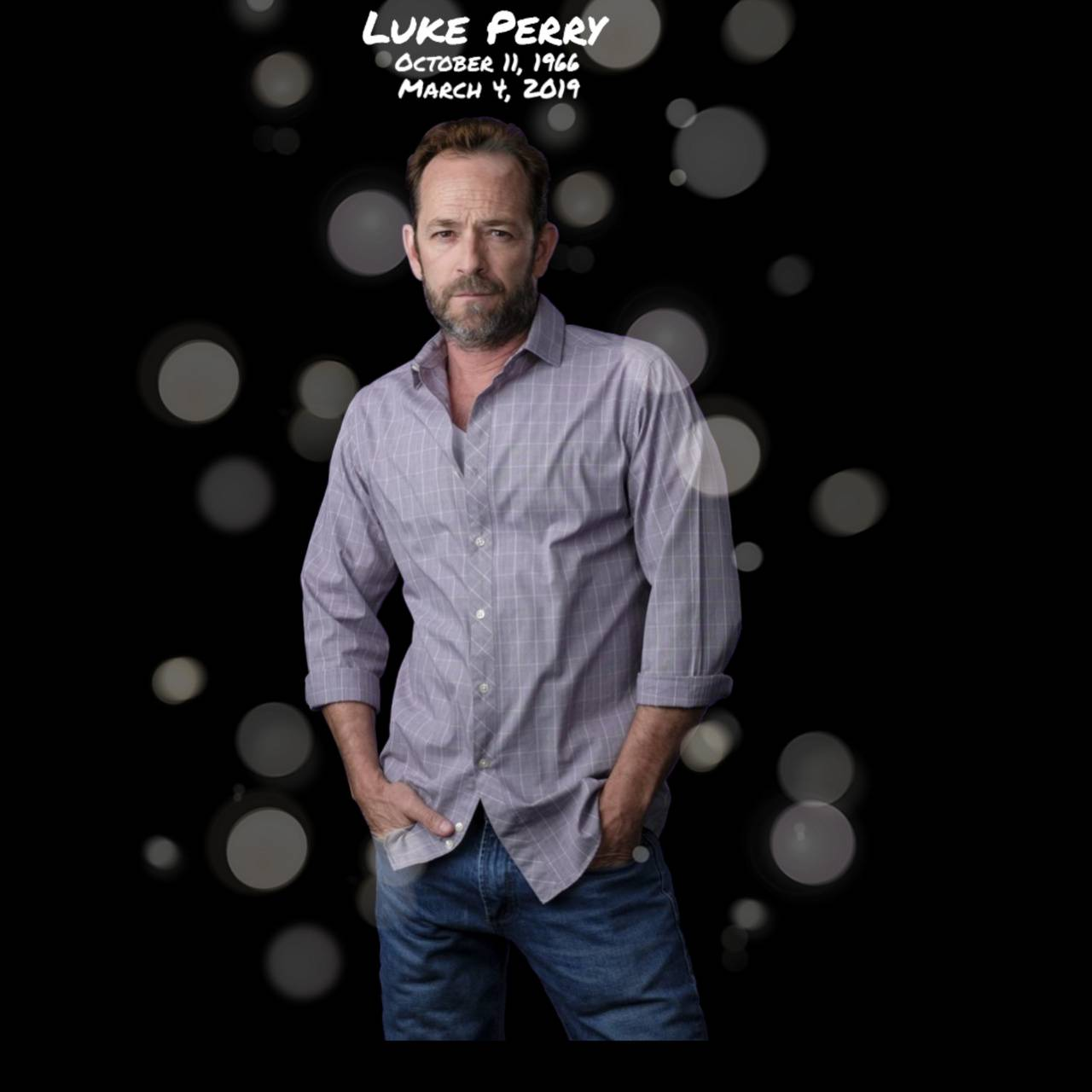 Luke Perry RIP