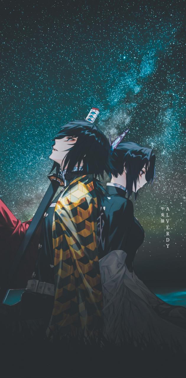 Tomioka & Shinobu