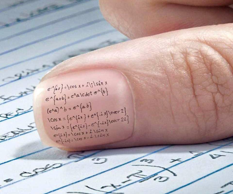 Math Finger