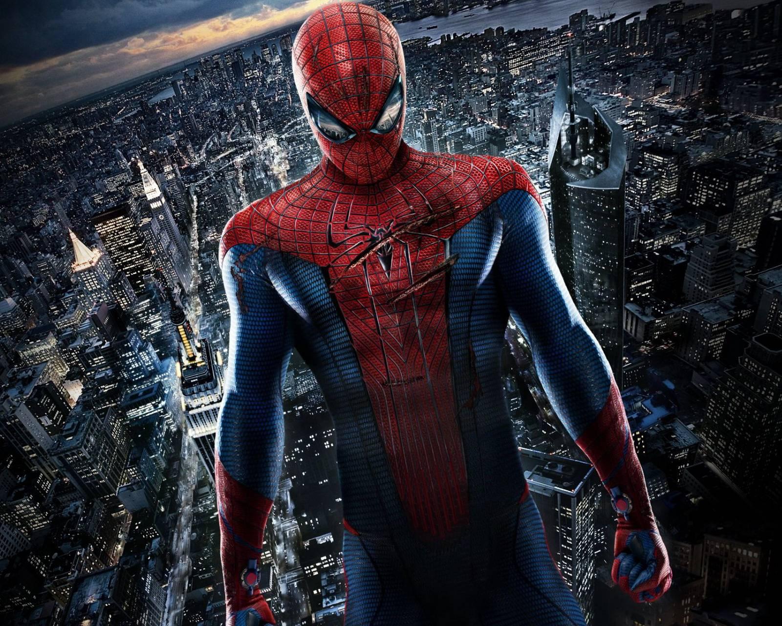 Spiderman Hd