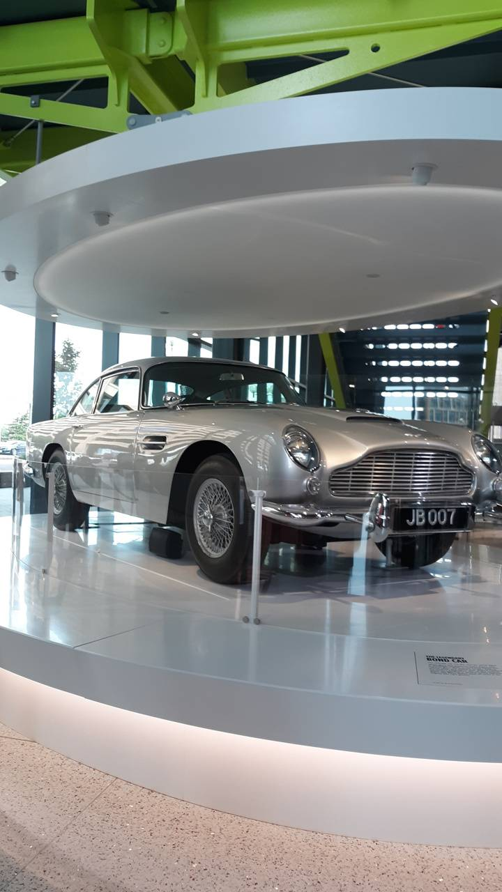 Aston Martin Db5 Wallpaper By Raviionely 72 Free On Zedge