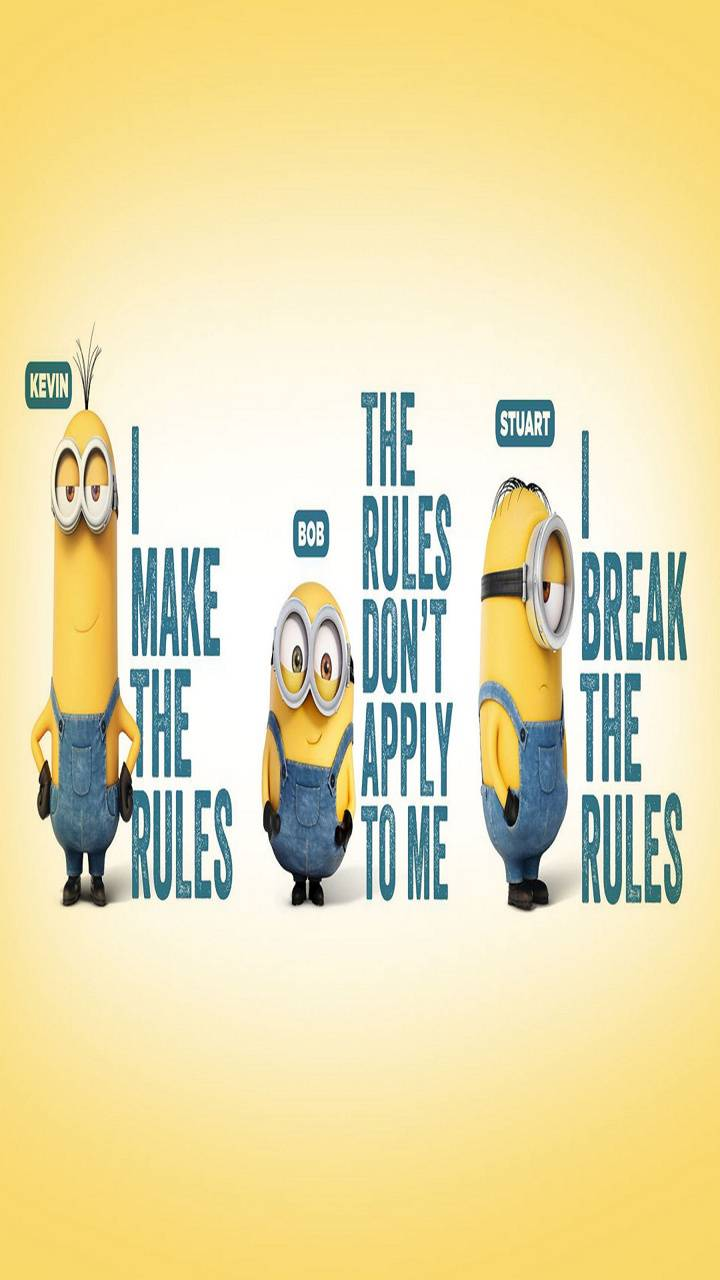Minion Rules