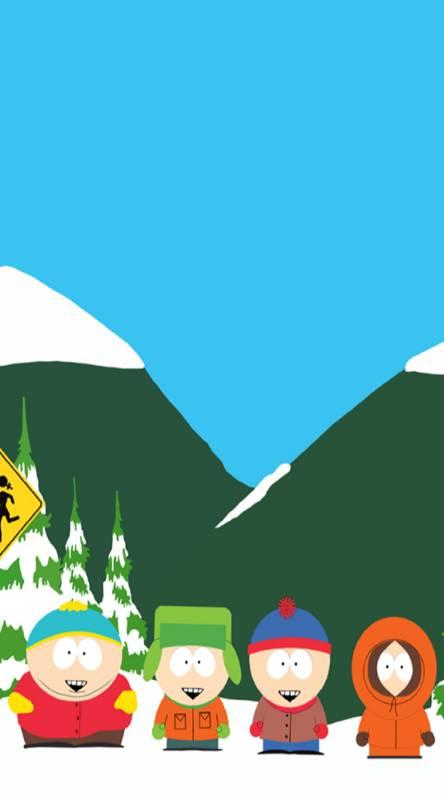 South Park Bus Stop