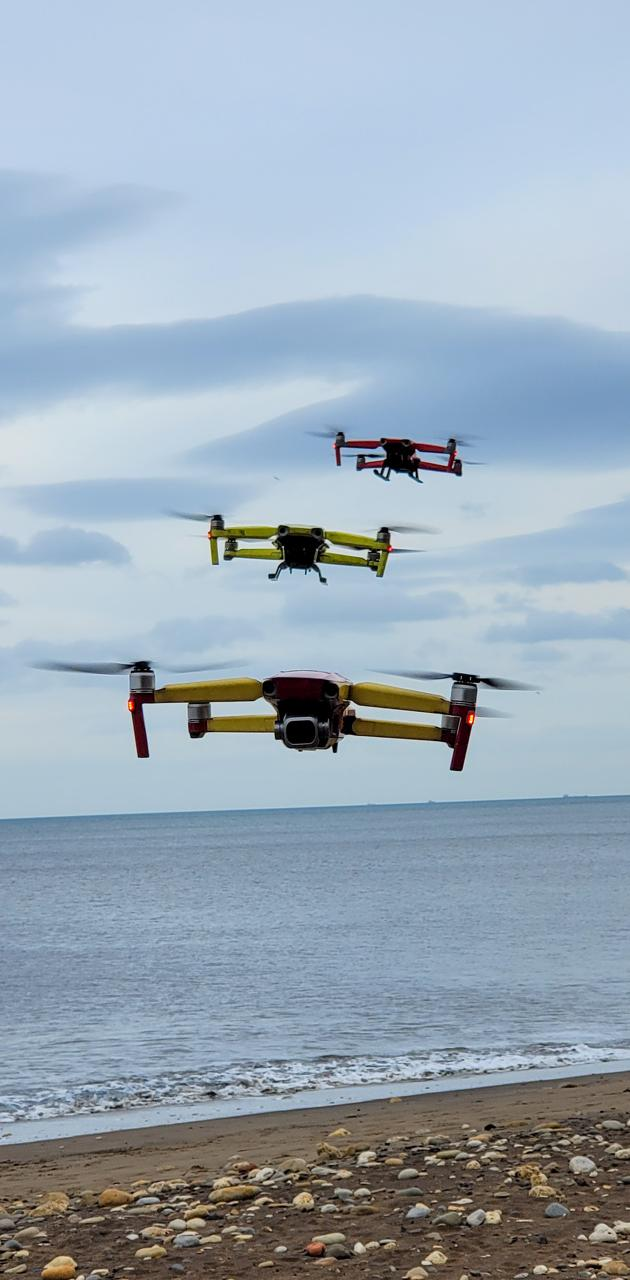 Drone squad