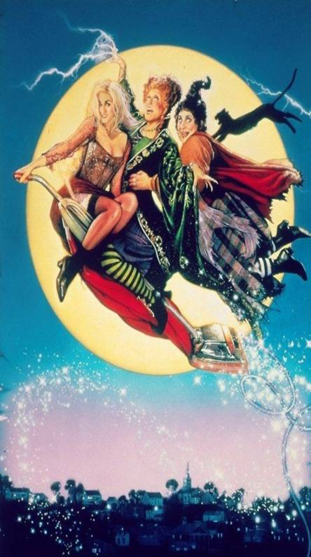 Hocus pocus sisters