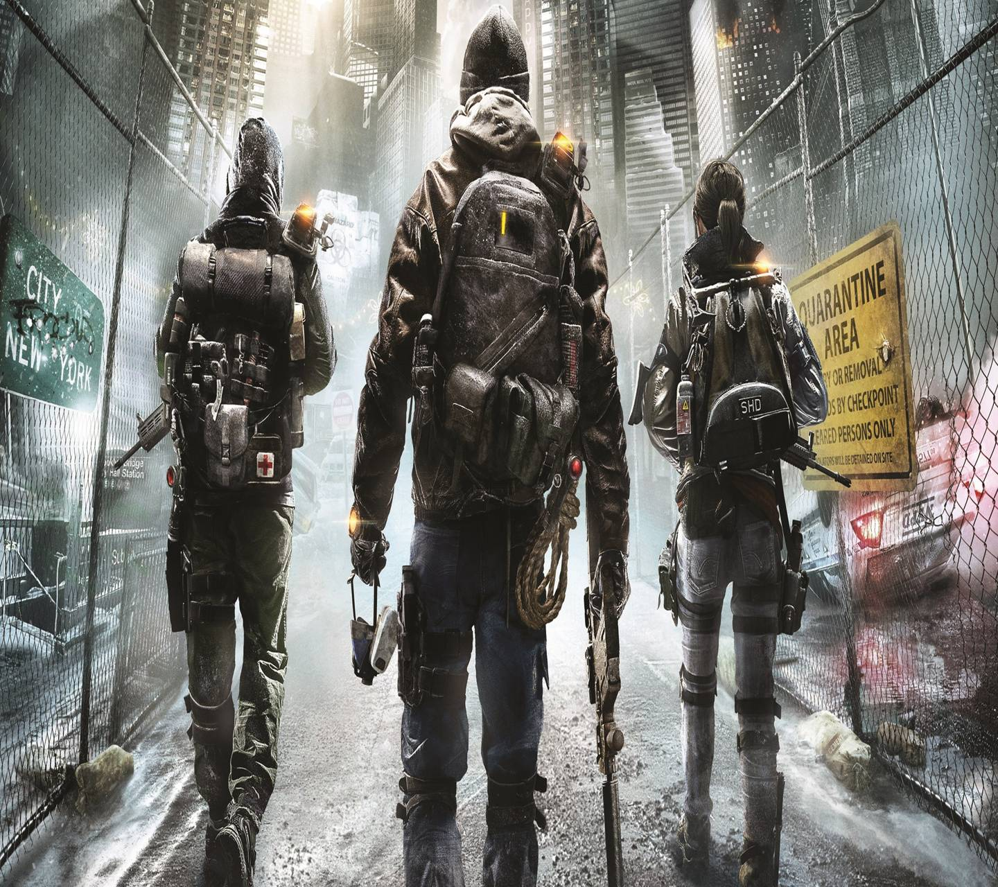 The Division 2015