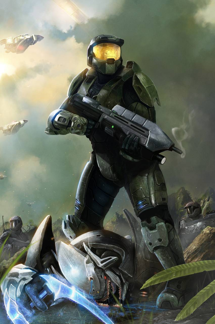 Master Chief Wallpaper By Landocommando F3 Free On Zedge