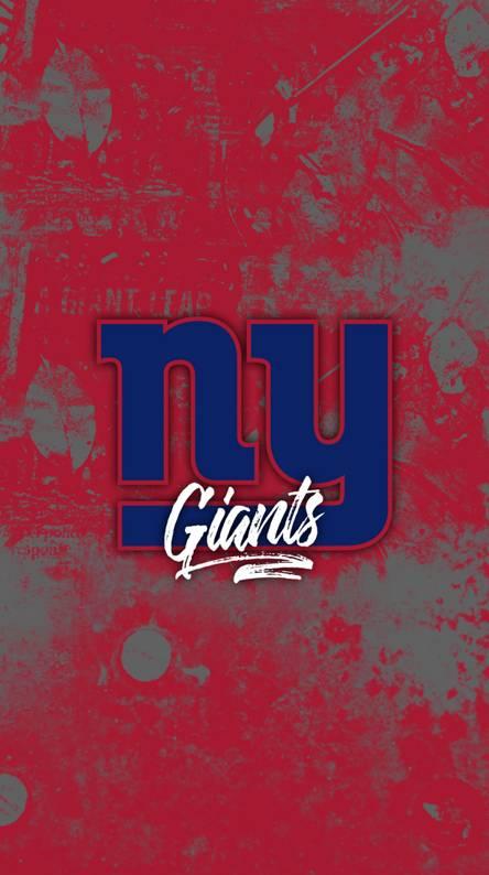 NY Giants Grunge HD