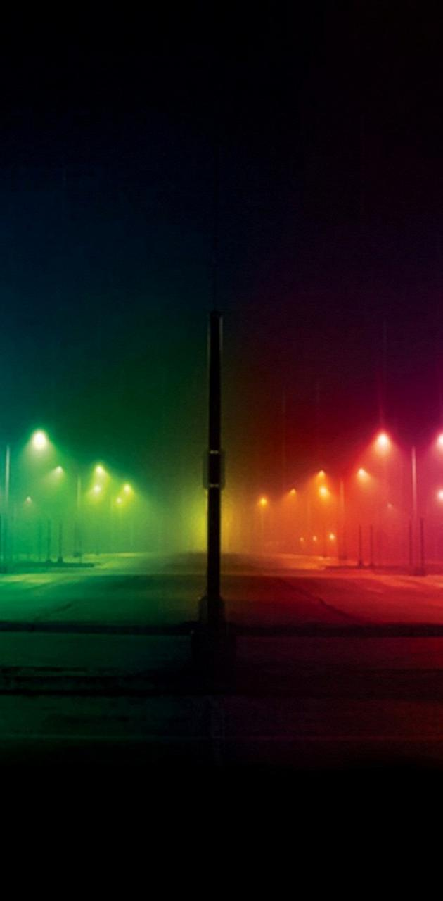 Street Lights Colors
