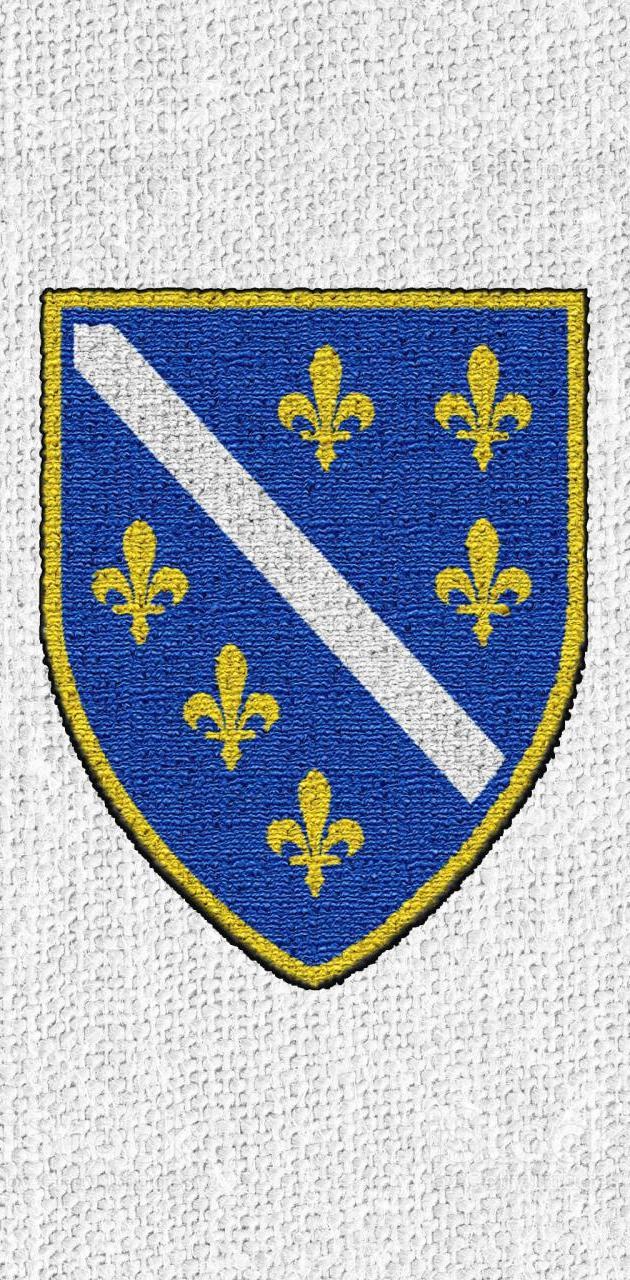 Grb Bosna ljiljani