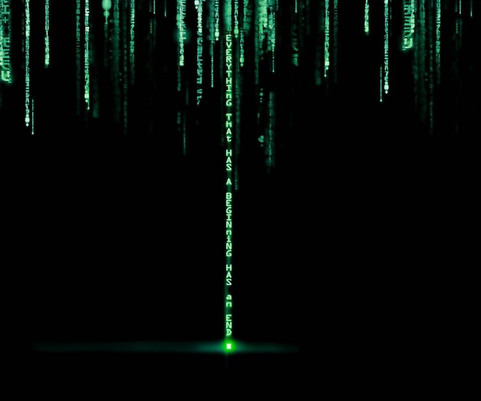 Matrix End