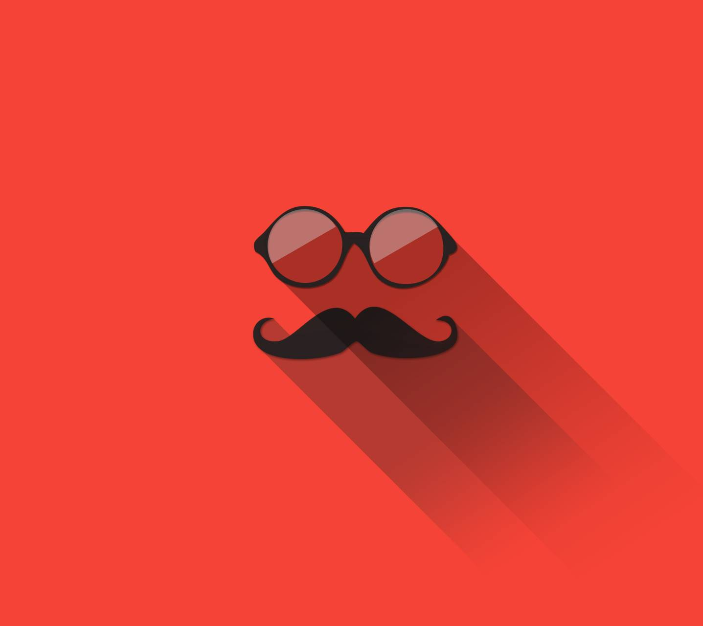 Hipster Red