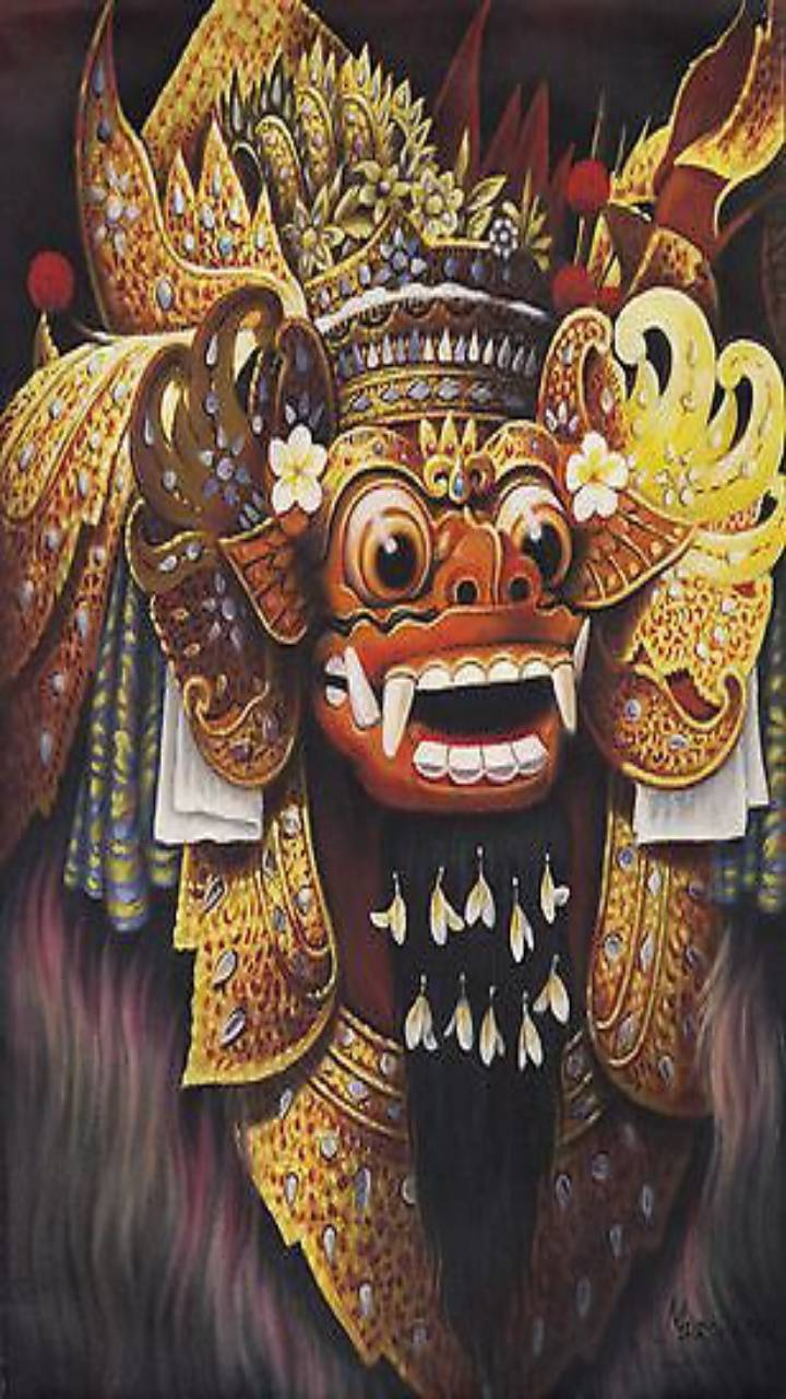 the barong wallpaper by biji kendor 6f free on zedge the barong wallpaper by biji kendor