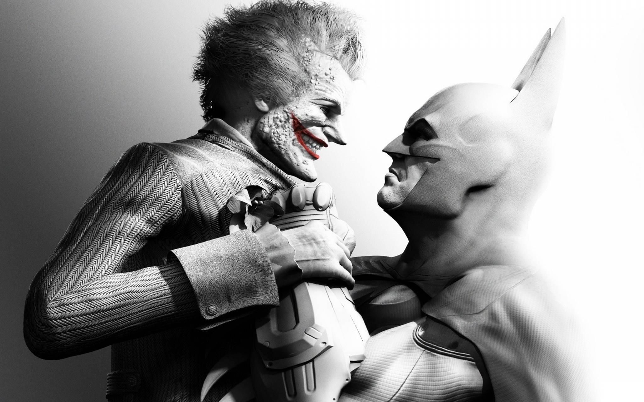 Batman And Joker Wallpaper by R3TaRd3D_JoK3R - d4