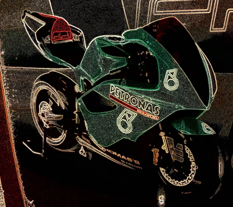 Petronas superbike
