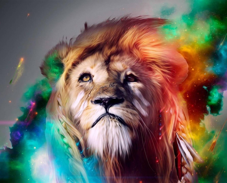 LION COLORFUL