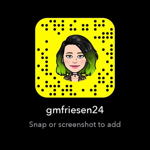 Atgc Snapchat
