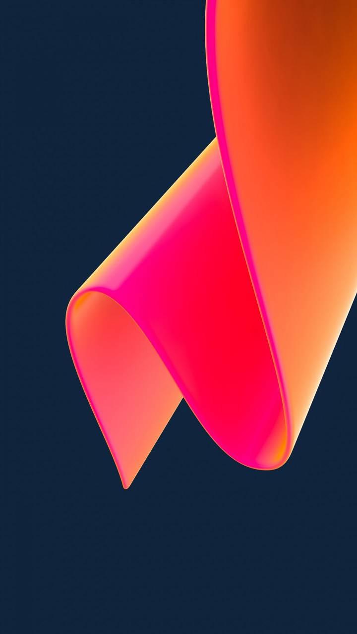 3D Neon Pink