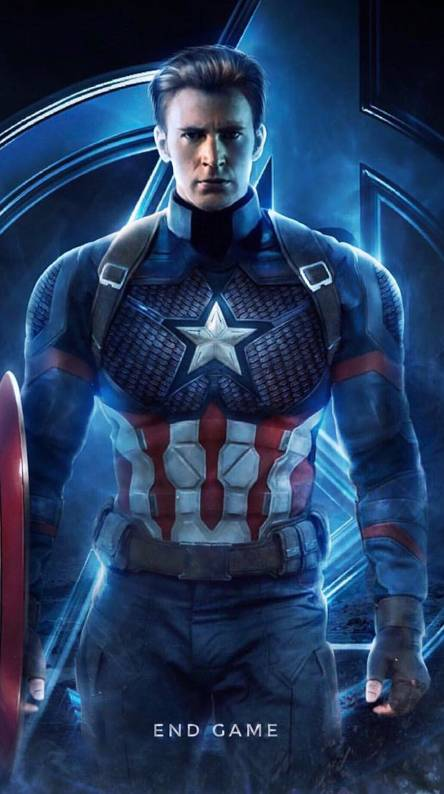 Captain America Marvel Ringtones And Wallpapers Free By Zedge