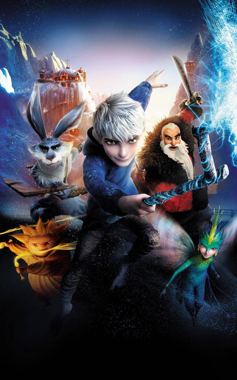 Rise The Guardians