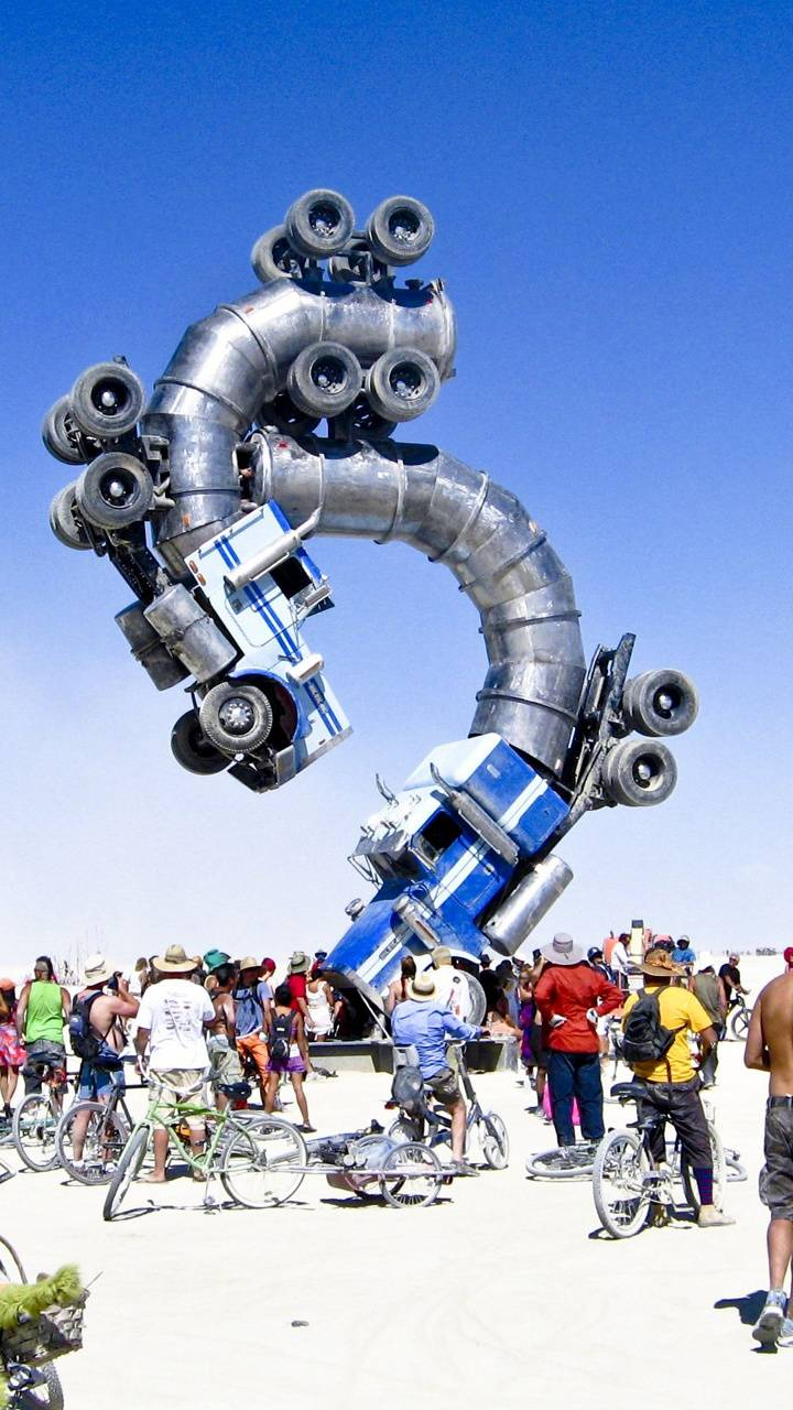 Burning Man -Big Rig
