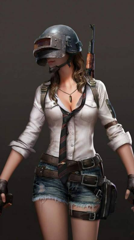 Pubg Girl Ringtones And Wallpapers Free By Zedge