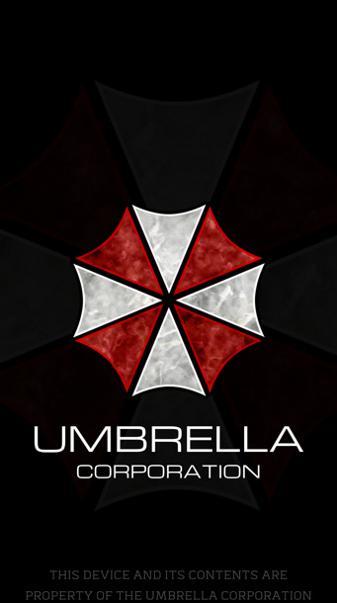Umbrella Lock Screen