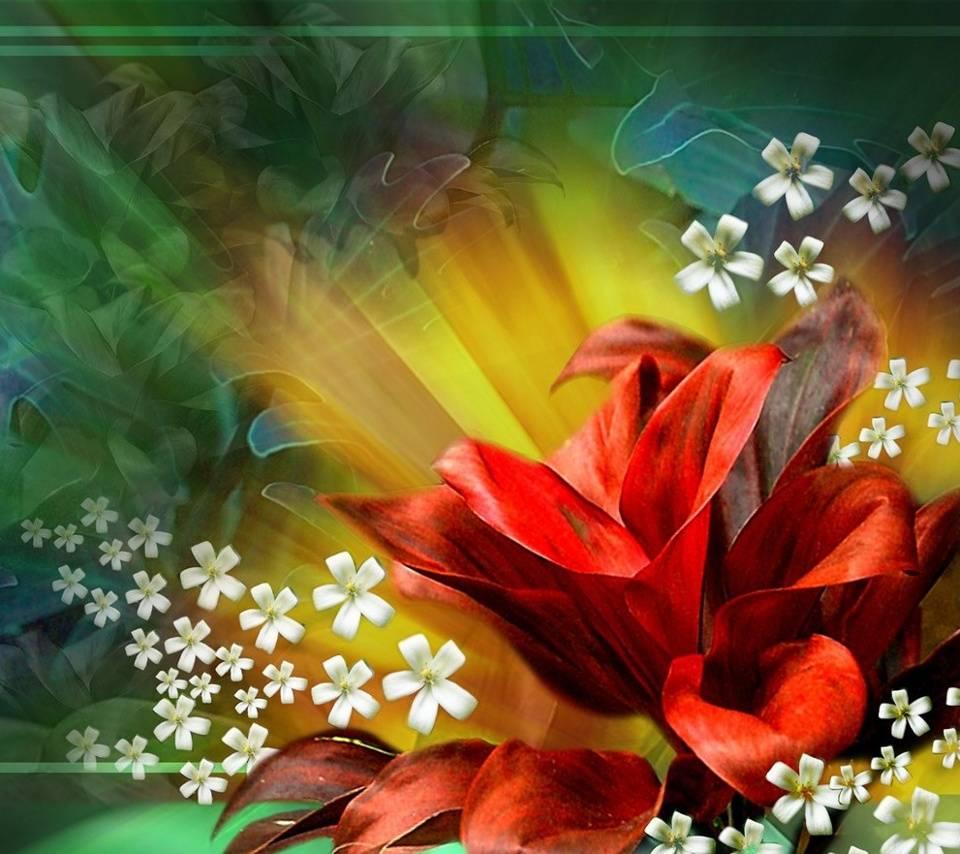 Flowers M