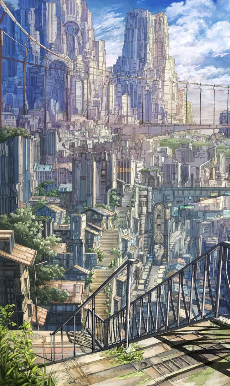 Stone city