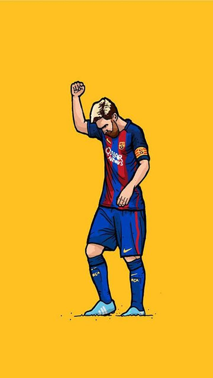 Messi wallpaper by BryaannT - 77 - Free on ZEDGE™