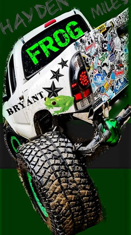 Hayden frog Bryant