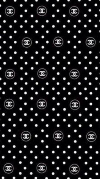 Chanels polka dot