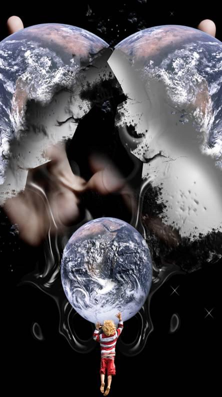Baby Earth 3d Hd