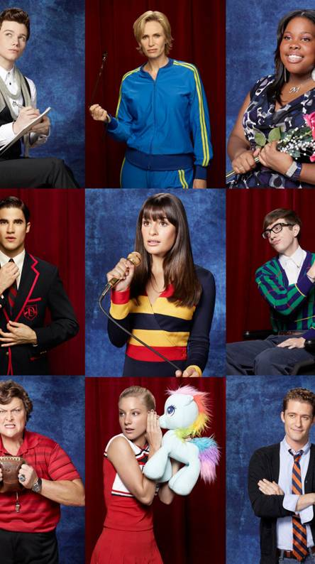 Glee Wallpapers Free By Zedge