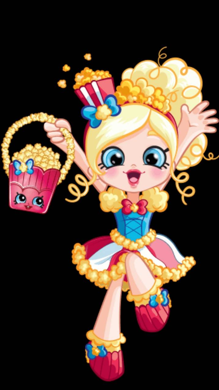 Shopkins popcorn